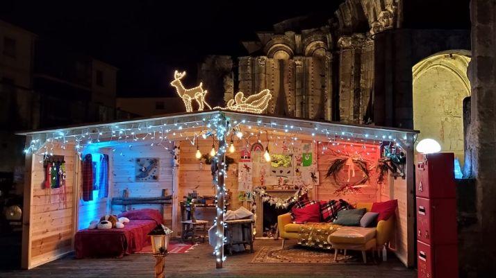 Foto 1 - Los 9 lugares navideños de la ciudad de Soria