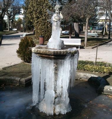 Foto 1 - Doce capitales españolas tienen una temperatura mínima absoluta más baja que Soria (-15ºC)