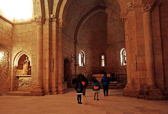 Foto 1 - Visitas guiadas para conocer el patrimonio cultural de Almazán