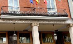 Imagen de la sede del Consejo de Cuentas de CyL, en Palencia.