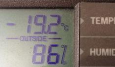 Foto 4 - Soria: El día que los termómetros tiritaron de frío, hasta 20º bajo 0