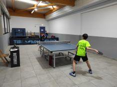 Foto 4 - Excelente comienzo para el tenis de mesa soriano