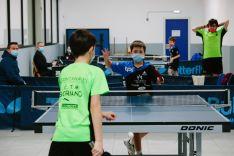Foto 5 - Excelente comienzo para el tenis de mesa soriano