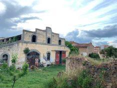 Foto 3 - Piden al Ayuntamiento de Soria conservar los cocherones de Gonzalo Ruíz