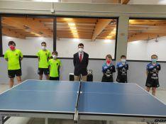 Foto 3 - Excelente comienzo para el tenis de mesa soriano
