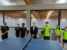 Foto 2 - Excelente comienzo para el tenis de mesa soriano
