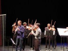 Fotos y video: La música toma la Audiencia por año nuevo