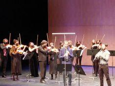 Foto 4 - Fotos y video: La música toma la Audiencia por año nuevo