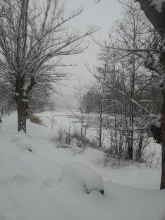 Foto 3 - Galería: Un paseo blanco por la ciudad de Soria