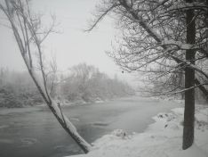 Foto 4 - Galería: Un paseo blanco por la ciudad de Soria