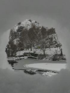 Foto 5 - Galería: Un paseo blanco por la ciudad de Soria