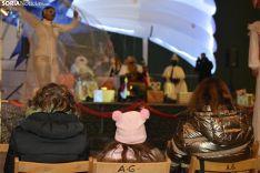 Visita de Los Reyes a Golmayo y Camaretas.