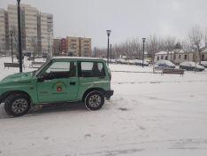 Imágenes facilitadas por el equipo de comunicación del Ayuntamiento de Soria