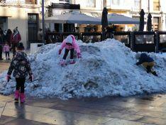 La nevada de la ciudad de Soria en 50 imágenes, una semana después