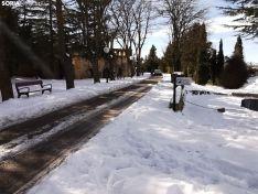 Foto 4 - La nevada de la ciudad de Soria en 50 imágenes, una semana después
