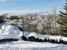 Foto 3 - La nevada de la ciudad de Soria en 50 imágenes, una semana después
