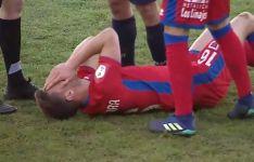 Directo: dolorosa derrota del Numancia en el campo del Marino de Luanco (1-0)