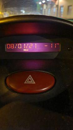 Foto 5 - Soria: El día que los termómetros tiritaron de frío, hasta 20º bajo 0