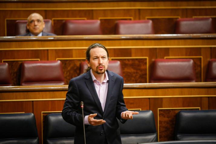 """Foto 1 - Pablo Iglesias: """"Dos sorianos, aunque piensen muy diferente, comparten el chorizo y el huevo del jueves Lardero"""""""
