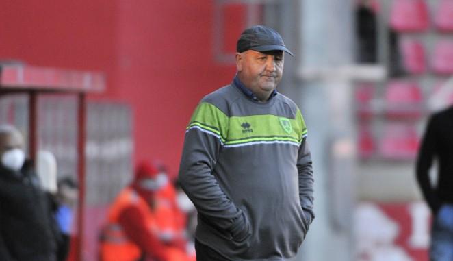 Mandiola deja de ser el entrenador del Numancia