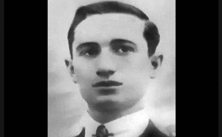 Alberto Rodrigo, cuyos restos fueron hallados en la fosa de La Riba. /ASRD