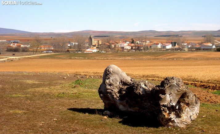 Una imagen de archivo de la localidad. /SN