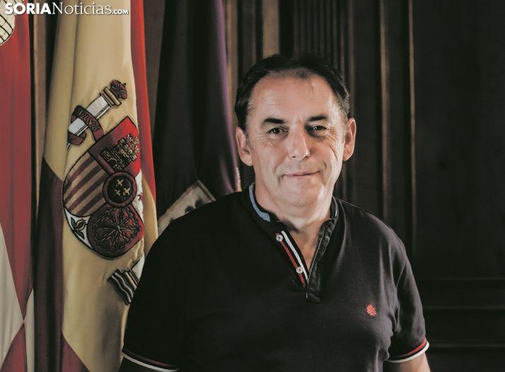 Benito Serrano en una imágen de archivo. SN