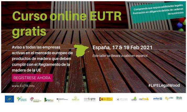 Foto 1 - Cesefor participa en una iniciativa europea contra el comercio ilegal de la madera