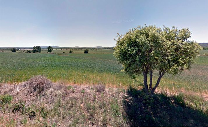 Tierras de cultivo en Chavaler. /GM