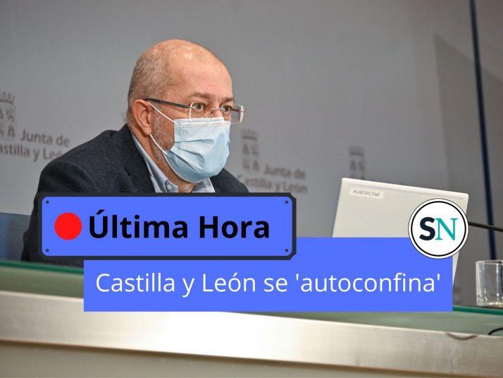 Foto 1 - Castilla y León adelanta el toque de queda y cierra perimetralmente las provincias