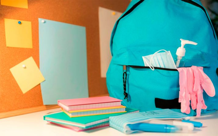 Foto 1 - Coronavirus en Soria: Cuarentena para seis aulas en la capital