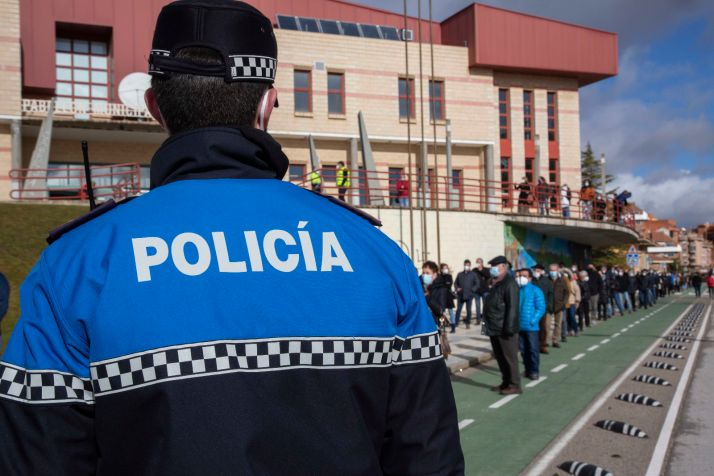 Foto 1 - Gestión coordinada de los procesos selectivos del colectivo de Policía Local