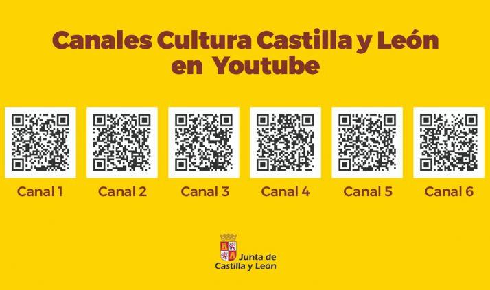 Foto 1 - La Junta anuncia un amplio programa de actividades culturales para disfrutar en casa