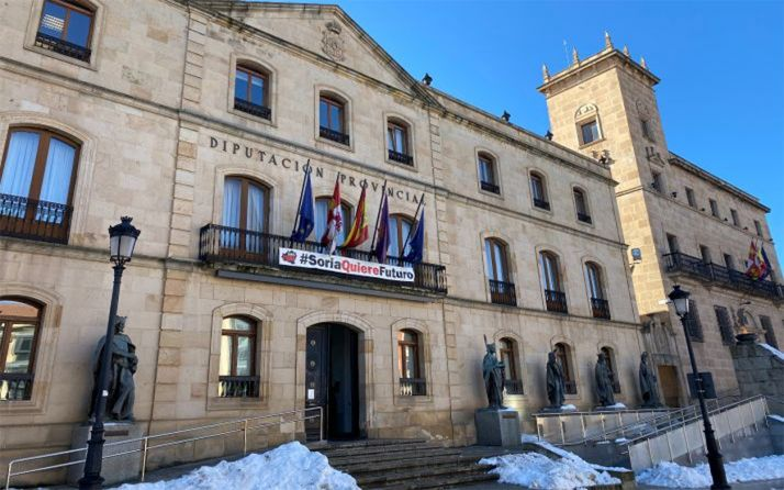 Foto 1 - 211 obras y 7 M€ para el Plan Diputación 2021