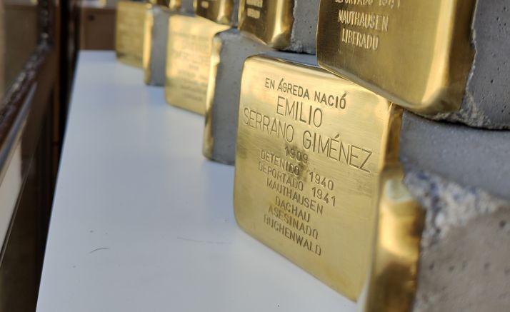 Foto 1 - El Machado rinde homenaje a los 22 sorianos que estuvieron en los campos de concentración nazis