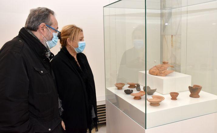 El Numantino muestra la actividad desarrollada por el Centro de Conservación y Restauración de Bienes Culturales