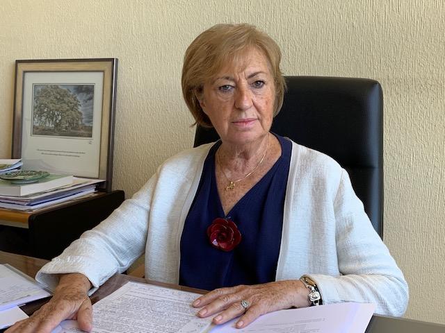 Mercedes Molina.