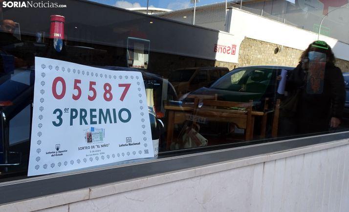 Cada soriano se ha gastado 47,58 € para El Niño