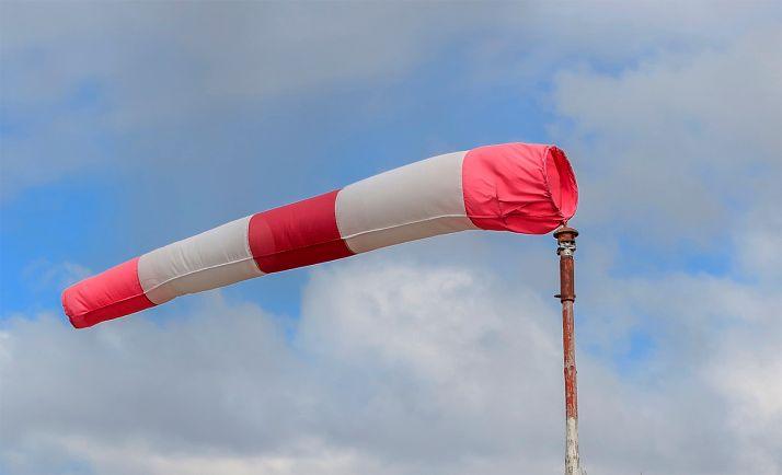 Foto 1 - Ojo al viento este viernes