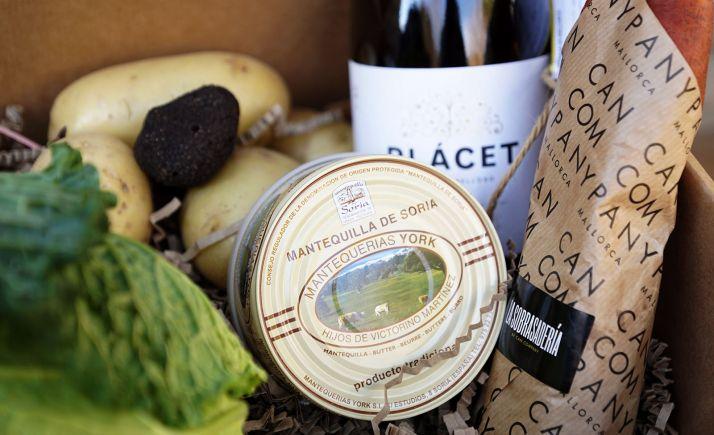 Los hermanos Roca eligen la mantequilla de Soria para su proyecto de 'Gastronomía Sostenible'