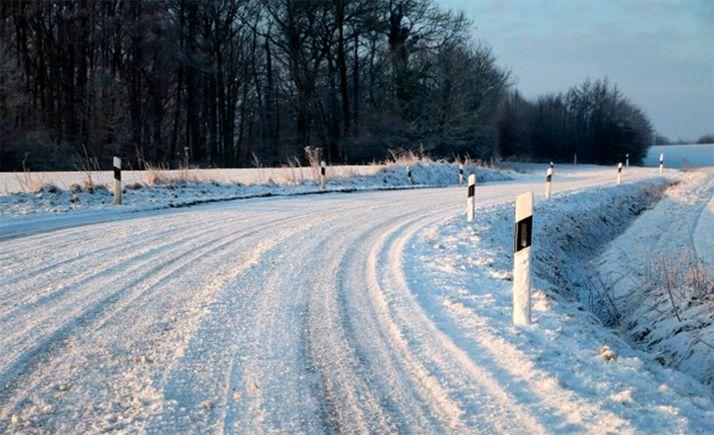 Foto 2 - El Gobierno cerrará temporalmente tramos de autovías en Soria para optimizar recursos contra la nieve