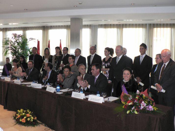Premios Sorianos del Año de 2011