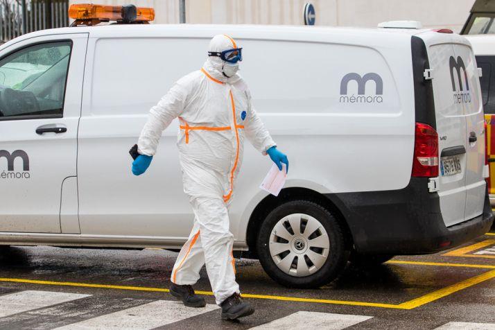 Foto 1 - El coronavirus causó en Castilla y León más de 8.000 muertos en 2020