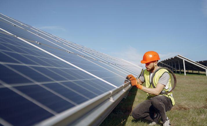 Foto 1 - Salen a información pública dos parques solares previstos en Castilruiz y Matalebreras