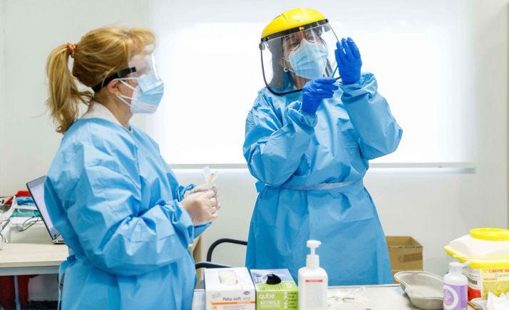 Foto 1 - La provincia recibe hoy 1.170 dosis de vacuna