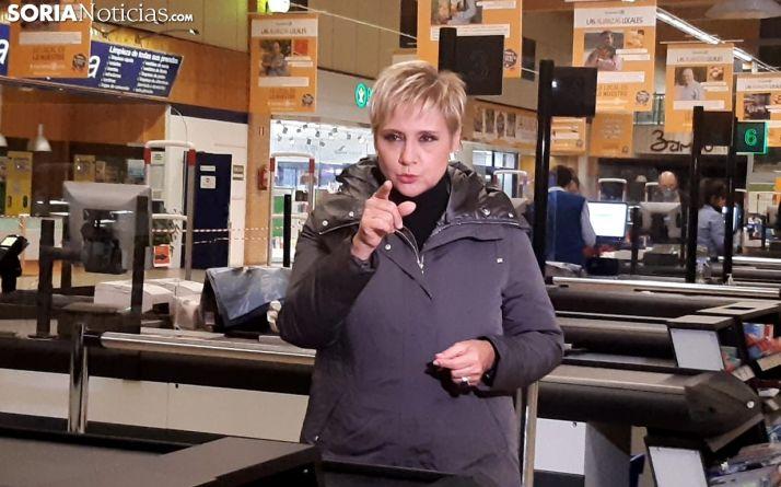 Gloria Serra y Equipo de Investigación graban en Soria.