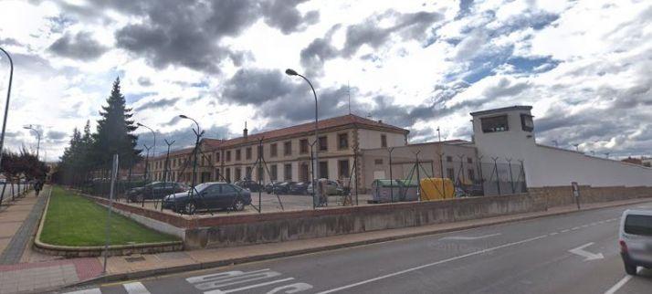 Foto 1 - Piden cribado y vacunación prioritaria para los trabajadores de la cárcel de Soria