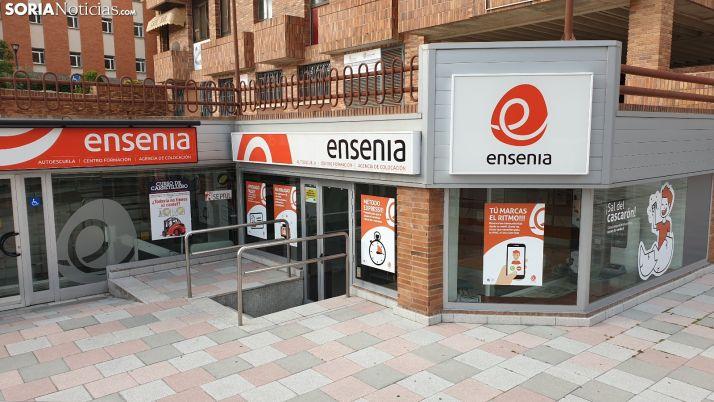 Instalaciones de Ensenia.