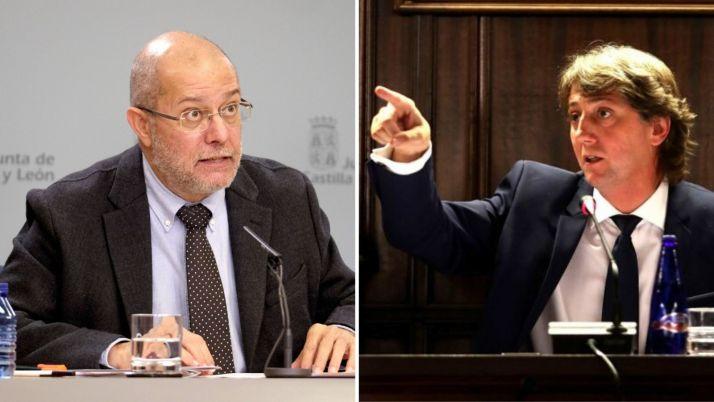 """Foto 1 - Mínguez pide a Igea rigor, seriedad y consenso en la lucha contra el Covid: """"Aplíquese el cuento"""""""