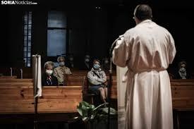 Foto 1 - Un tercio del aforo, sin superar las 25 personas, para las ceremonias religiosas